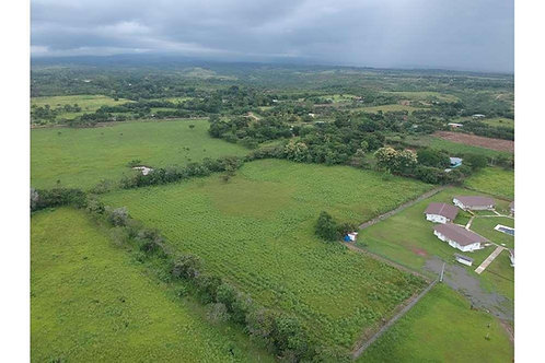 Terreno Panama el Chiru, Anton, Cocle
