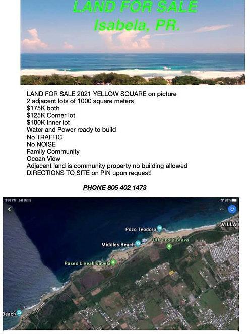 Land Puerto Rico Isabela