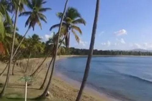 Terreno Rep Dom Playa Esmeralda Miches