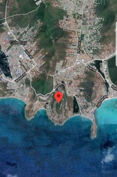 Terreinen SXM Cay Hill