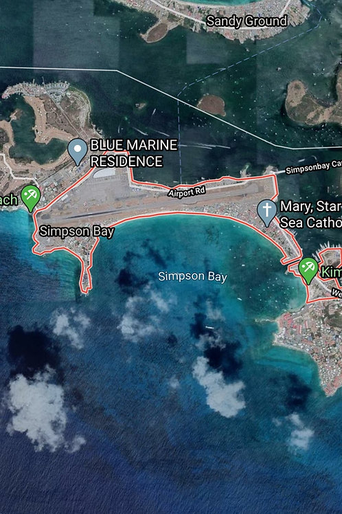 Terrein SXM Simpson Bay