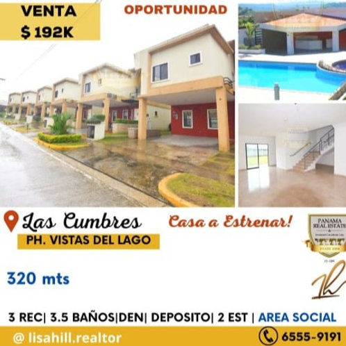 Casa Panama Las Cumbres