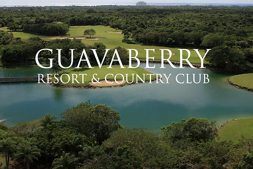 Terreno Rep Dom Guavaberry Country Club, Juan Dolio, San Pedro de Macorís