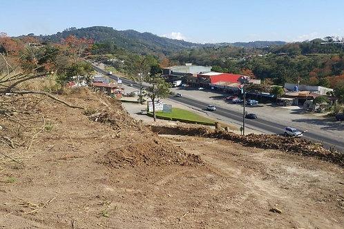 Terreno Costa Rica Autopista Para San Ramon