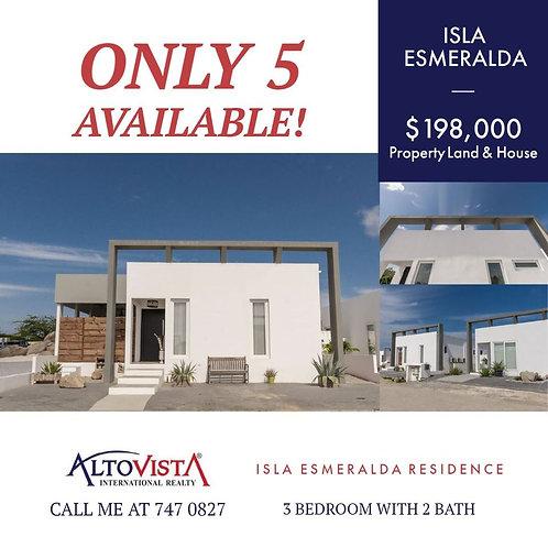 Isla Esmeralda AUA Residence