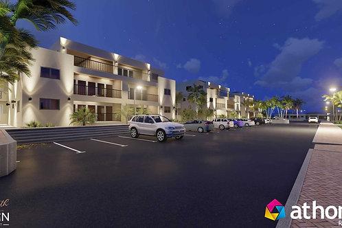 Nieuwbouw CUR Appartementen op Resort vlakbij Mambo Boulevard