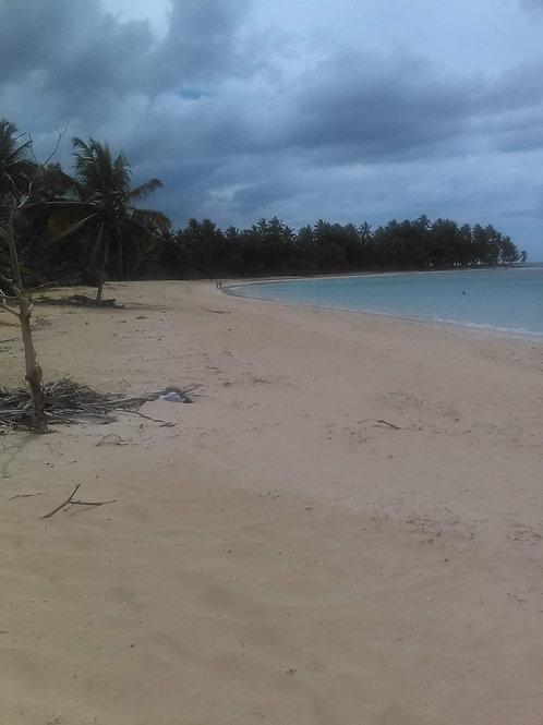 Terreno Rep Dom Playa Terrenas Samana