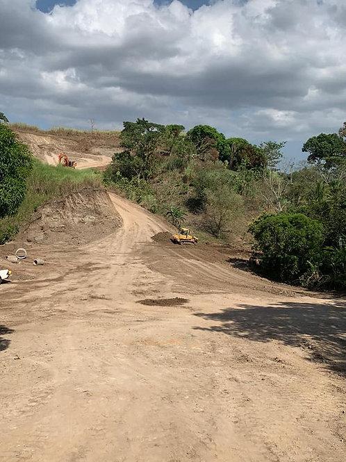 Terreno Panama Galeras o Barriada en Pedregal