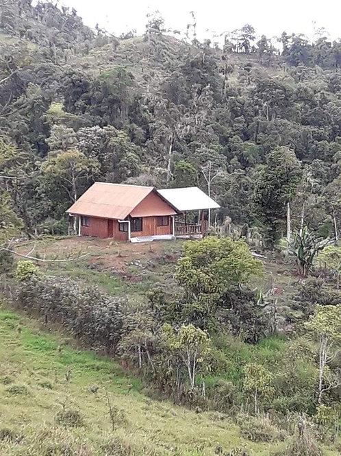 Finca Costa Rica Turrialba Cartago