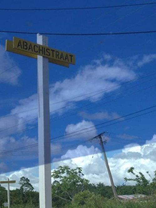 Terrein SUR Abachistraat
