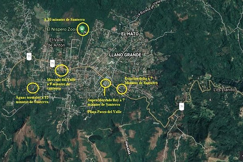 Terreno Panama  Los Llanito Panama Oeste