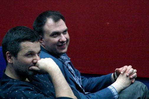 Константин и Дмитрий Щекочихины