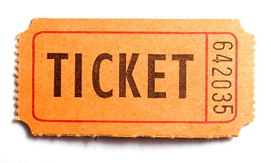 MDP - Ticket Stub