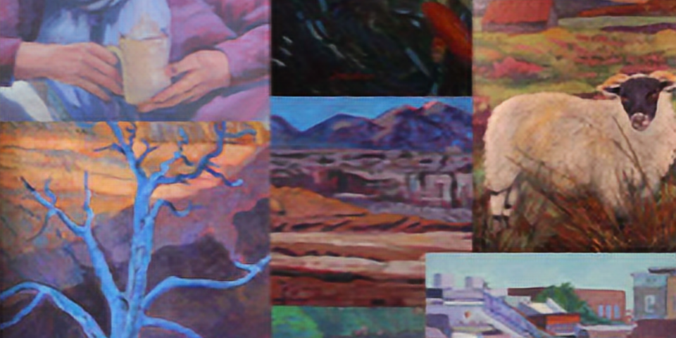 Dortha Jacobson Oil Paintings- no need to RSVP