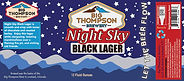 12oz can label _Dark Sky Black Lager_Sep