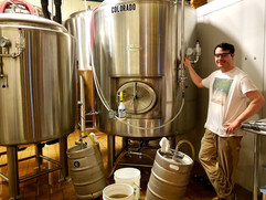 The Colorado tank full of best local beer near me