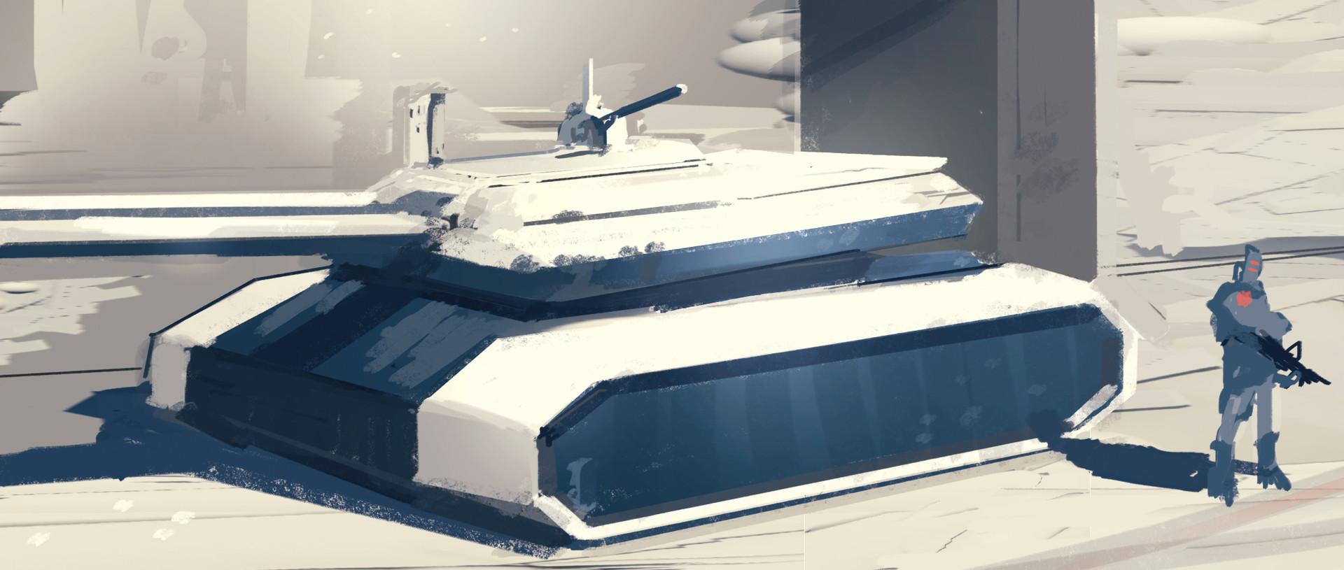 cobra ice tank