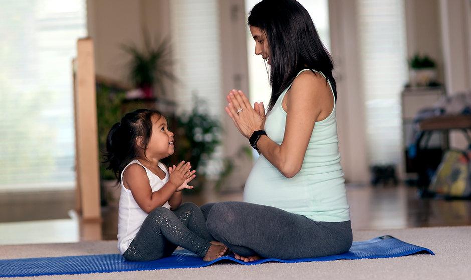 Pregnancy Yoga