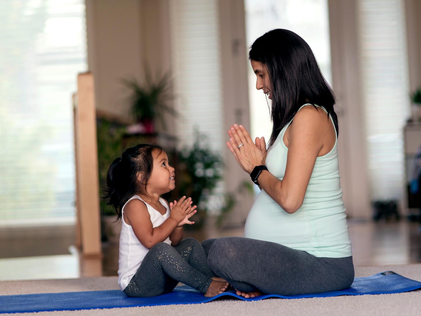 Prenatal & Postpartum Fitness