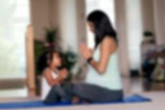 Беременность Йога