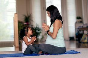 gebelik Yoga