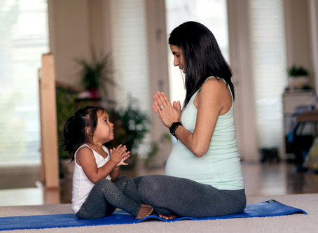 Yoga for young children