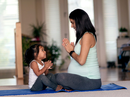 Baby and Kids Yoga Basic Course