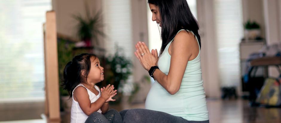 Du yoga en famille, c'est plus que possible!