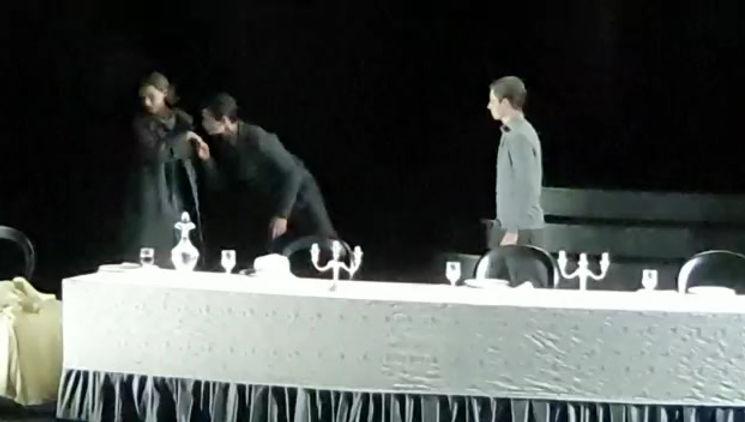 """""""i masnadieri"""" Bayerische Staatsoper"""
