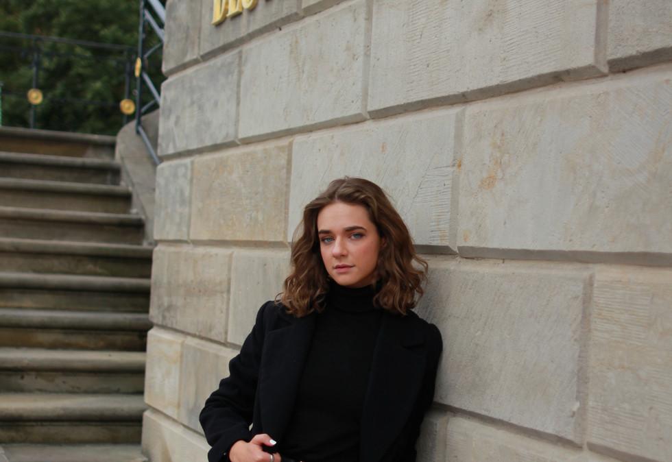 Sophia Julia Schützinger by Alexander Moitzi