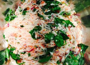Salade Thaï d'Olivia
