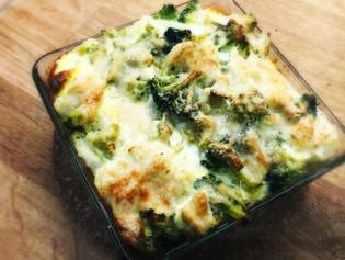 Le gratin, où comment familiariser petits et grands à la consommation des légumes