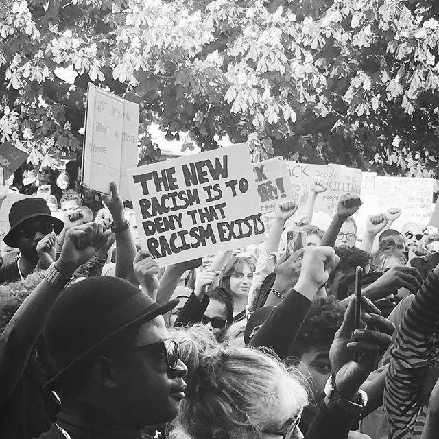 Racismen lever #talud #nokernok.jpg
