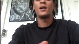 Rapperen Kaka blev kaldt for slavedreng