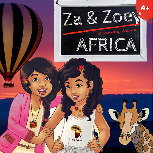 Africa - Hard Copy