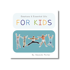 Emotions & Essential Oils for Kids EN