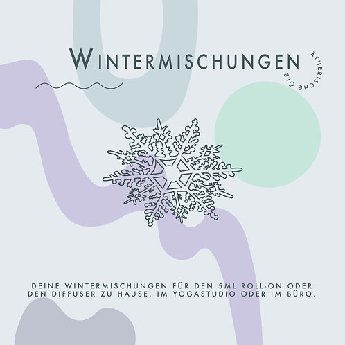 Wintermischungen // PDF DOWNLOAD