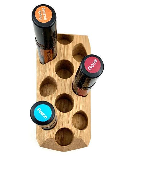 Ölflaschendisplay Roll-on spezial EICHE