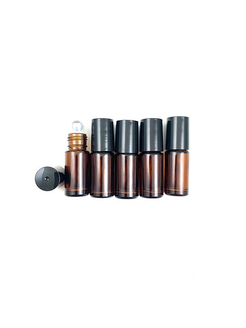 Roll-On Flasche 5ml (5 Stk)
