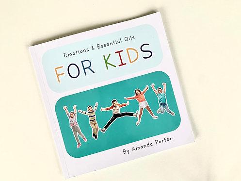 Emotions & Essential Oils for Kids EN