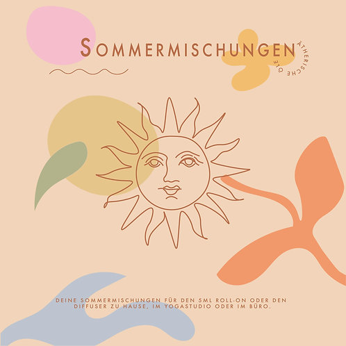 Sommermischungen Diffusor // PDF DOWNLOAD