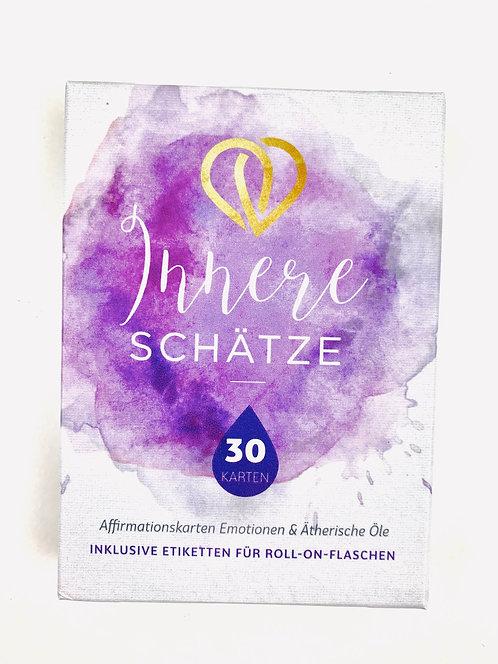 Affirmationskarten INNERE SCHÄTZE (DE)