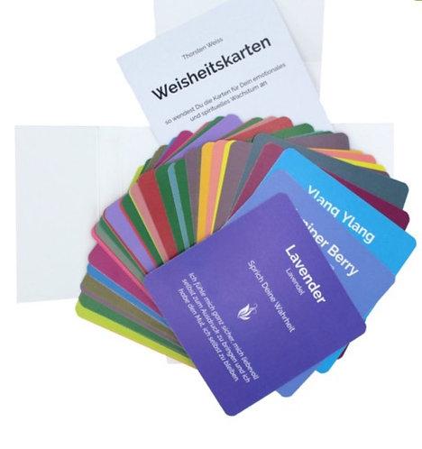 Weisheitskarten