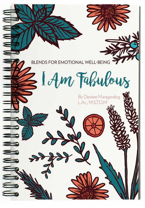 I am Fabulous - Blends for Emotional Well-Being EN