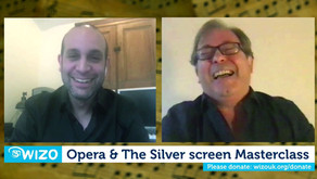 Live event: Opera and the Silver Screen Masterclass