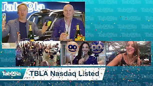 A virtual event for 1,500 employees around the world to celebrate Taboola going public on Nasdaq.  The climax of the event was a livestream from the Nasdaq stock exchange in New York, where Taboola's CEO and founder rang the bell.  The event was hosted by two of Taboola's executives from the London office, where a professional set had been built, including an HD video camera, wireless microphones, in-ear talkback, lights, and more.  The event included live speakers and live celebrations from Taboola offices around the globe as well as from Times Square.  A tailored on-air Graphics Package was designed for the event, according to Taboola's brand guidelines.  The event was streamed live to Zoom, where employees could watch it either at home or with their colleagues at Taboola offices.