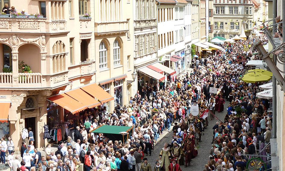 Wittenberg Luthers's Hochzeit