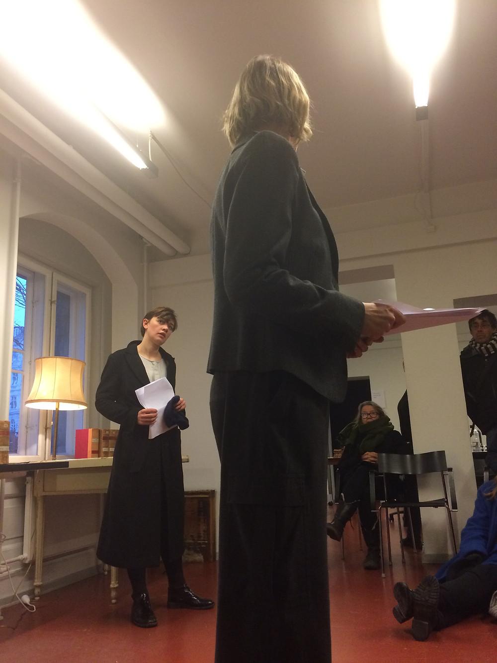 Drama Queens Inge Lehmann