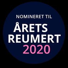 Nomineret til Årets Reumert 2020