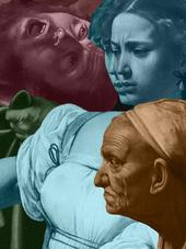 JUDITH & HOLOFERNES - Color